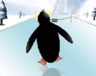 Super penguin dash online